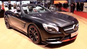 全新奔驰SL特别版 全球限量500台