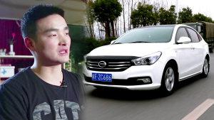 广汽传祺GA3S 视界 车主证言操控给力