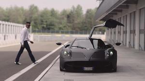 帕加尼Huayra驰骋赛道 驾驶体验分享