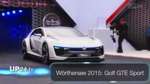 高尔夫GTE Sport概念车发布 搭混动系统