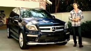 奔驰GL级全尺寸SUV 提供6种驾驶模式