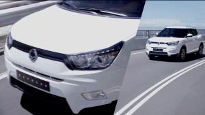 双龙小型SUV蒂维拉 售价12.98万起