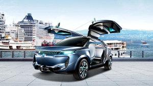 广汽传祺Witstar 纯电驱动智能驾驶