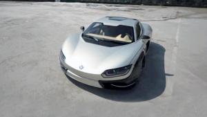 长城华冠前途K50 纯电动跑车轻量化设计