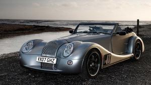 复古跑车摩根Aero8 搭V8自然吸气发动机