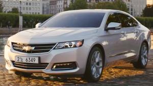 2015款雪佛兰Impala 最大功率305马力