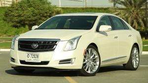 2015款凯迪拉克XTS V 大型豪华轿车