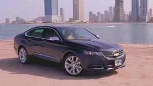 2016款雪佛兰Impala 搭载3.6L V6发动机