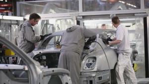宾利慕尚豪华旗舰车 车身生产过程揭秘