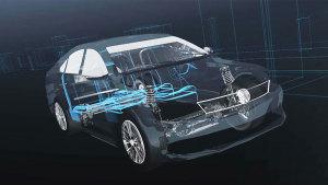 一汽-大众新速腾性能介绍 新驾控体验