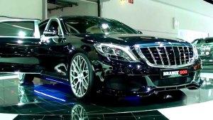 2015法兰克福车展 巴博斯改装迈巴赫S级