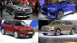 2015法兰克福车展 多款重点车型介绍