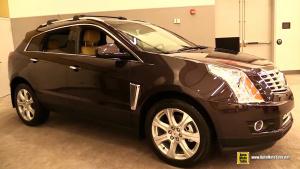 2015款凯迪拉克SRX 搭AWD智能全驱系统