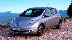新款日产聆风电动车 换装30kWh电池组