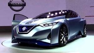 2015东京车展 日产IDS概念车重磅出击