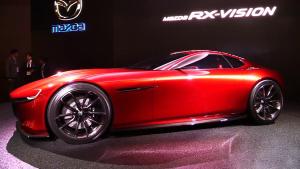 2015东京车展 马自达RX-Vision概念车