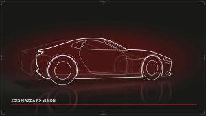 马自达转子跑车演变历史 RX-VISION问世