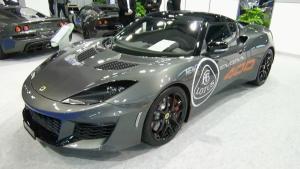 路特斯Evora 400 搭V6机械增压发动机