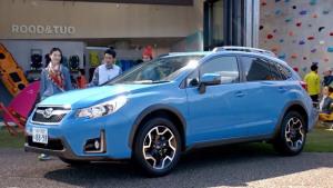 新款斯巴鲁XV配置提升 年轻化紧凑级SUV