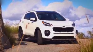 全新起亚Sportage 可选配柴油发动机