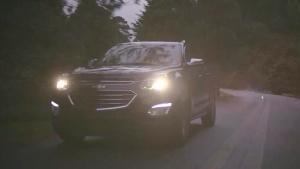 2016款雪佛兰Equinox 配备智能车载系统