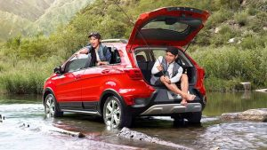 北汽绅宝X25动感SUV 手机智能互联