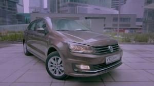 2015款大众Polo三厢轿车 全方位展示