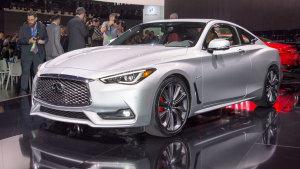 2016北美车展 全新英菲尼迪Q60S发布