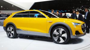 2016北美车展 奥迪h-tron quattro发布