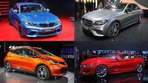 2016北美国际车展 多款新车大盘点