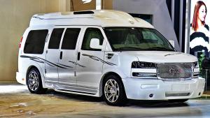 GMC Savana商务房车 起售价155万元