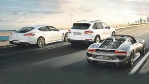 保时捷汽车年度宣传片 多款新车来袭