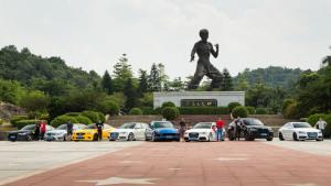 多款改装车型集结广州 保时捷惊艳亮相