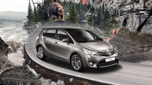 丰田汽车虚拟安全驾驶体验 新逸致亮相