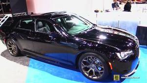2016芝加哥车展 2016款克莱斯勒300S