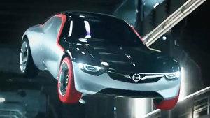 2016日内瓦车展 新欧宝GT概念车将首发