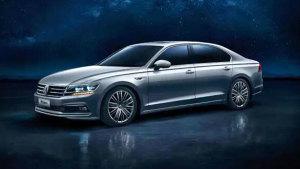 2016北京车展 大众Phideon即将发布