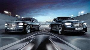 劳斯莱斯Black Badge车型 动力大幅升级