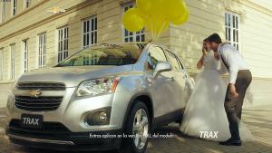 2016款雪佛兰创酷城市SUV 不一样的婚礼