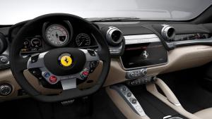 法拉利GTC4 Lusso 全新信息娱乐系统