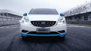 中高级轿车吉利博瑞 自主品牌合资品质