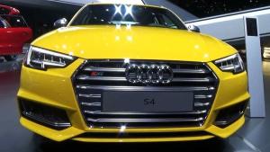 2017款奥迪S4 采用涡轮增压动力