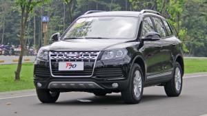 2016款野马T70自主SUV 配备CVT变速箱