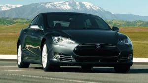 特斯拉Model S 90D 操控性能超赞