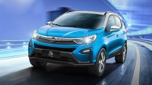 比亚迪元小型SUV 售价5.99万-24.98万元