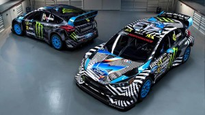 福特福克斯RS RX问世 Ken Block新座驾