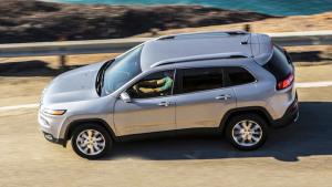 2016款国产Jeep自由光 科技护航安全