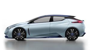 日产品牌宣传片 自动驾驶驱动未来