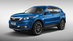 2016款观致5 SUV 1.6T发动机动力十足