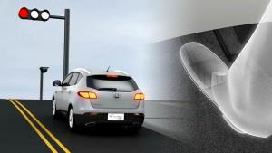 2016款纳智捷U7 配备坡道起步辅助系统